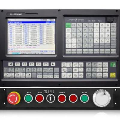 CNC Controller - 3 Axis milling